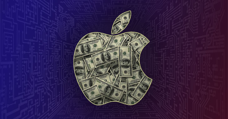 Apple will now pay hackers up to $1 million for reporting vulnerabilities