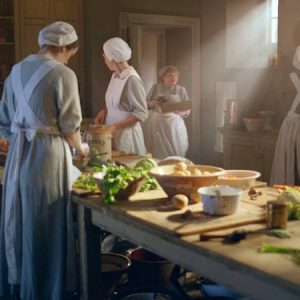 Asda puts focus on quality in Downton Abbey tie-up