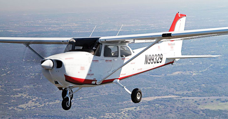 DHS Warns Small Airplanes Vulnerable to Flight Data Manipulation Attacks