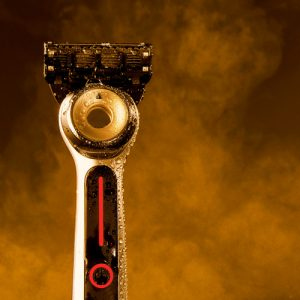 Gillette launches premium division with first heated razor