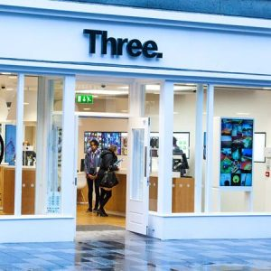How Three is positioning the brand beyond mobile