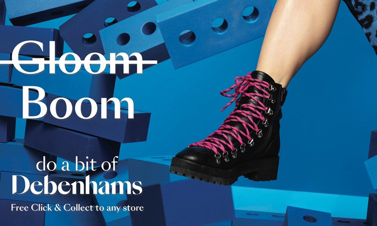 debenhams marketing campaign