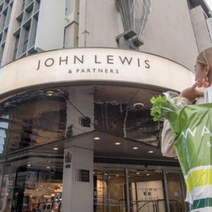 John Lewis pledges 'significant' marketing investment despite first half-year loss
