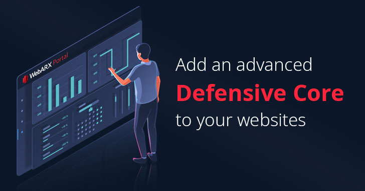 WebARX — A Defensive Core For Your Website