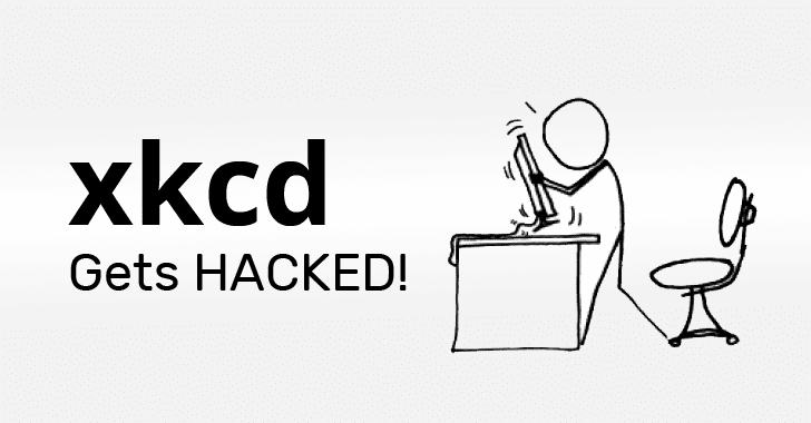 xkcd data breach hacking