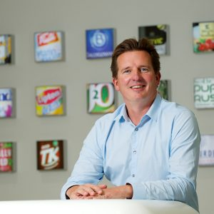 4 questions I wish I'd asked as a junior marketer: Britvic's Matt Barwell