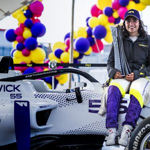 All-female motorsport W Series revs up its pursuit of sponsors