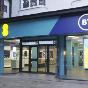 BT returns to the high street as it overhauls brand that 'stands for nothing'