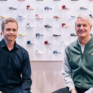 Changes at the top for Nike and Under Armour spark wider shift in sportswear