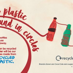 Coca-Cola: We need to reframe the way we talk about the plastic problem