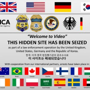 Feds Shut Down Largest Dark Web Child Abuse Site; South Korean Admin Arrested