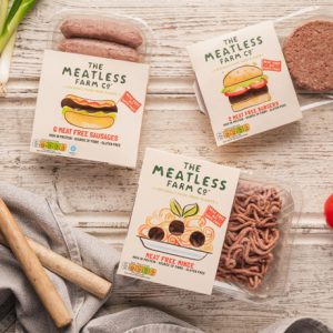 How Meatless Farm's first CMO will use her experience at Coke to build the brand and business