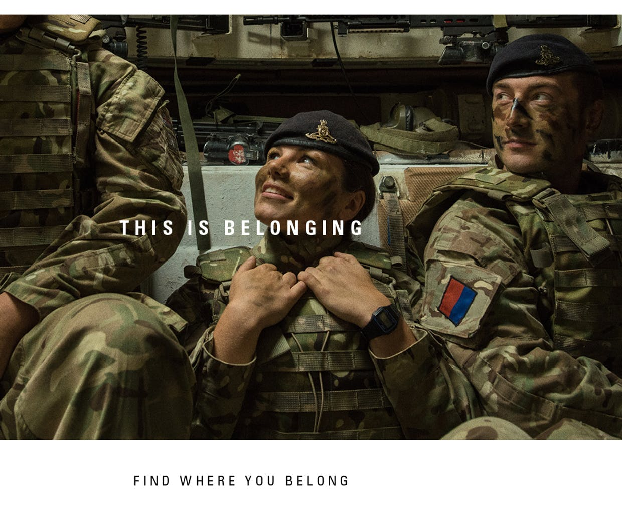 Marketing That Matters: The inside story of the Army's award-winning 'Belonging' recruitment campaign