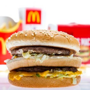 McDonald's turns to tech to build the future of fast food