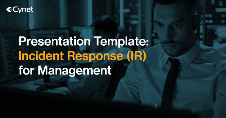 cybersecurity incident response plan template
