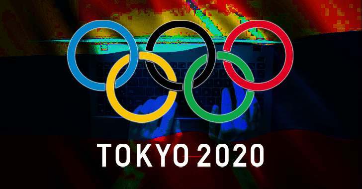 cyber attack tokyo olympics 2020