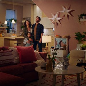 Ikea launches first Christmas ad with 'irreverent' take on festive hosting