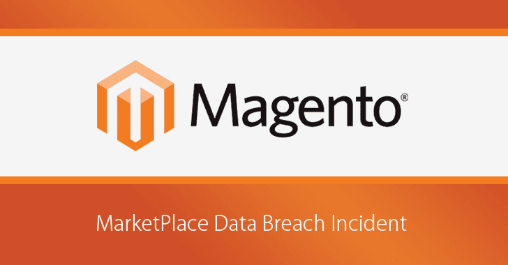 magento marketplace suffers data breach