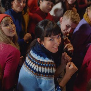 M&S puts focus on jumping jumpers in 'very commercial' Christmas campaign