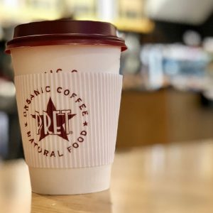 Pret's first chief customer officer Barnaby Dawe quits