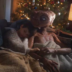 Sky and Comcast team up for first time on ad that sees return of ET