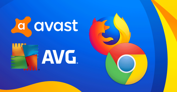 avast and avg browser plugins for firefox and chrome