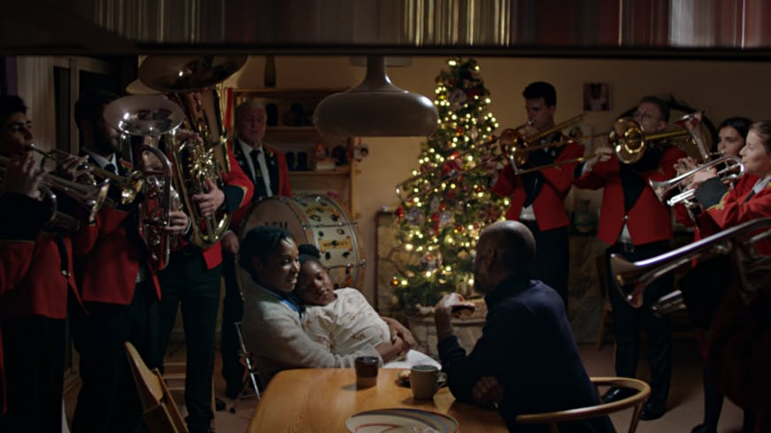 Co-op weaves community and commercial messages together in Christmas ad