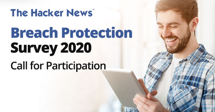 The 2020 State of Breach Protection Survey – Call for Participation
