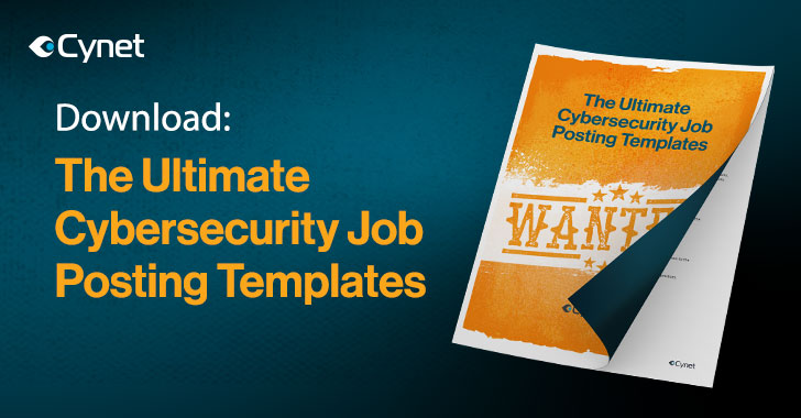 cyber security jobs templates