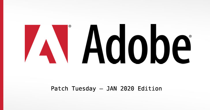 Adobe Releases First 2020 Patch Tuesday Software Updates