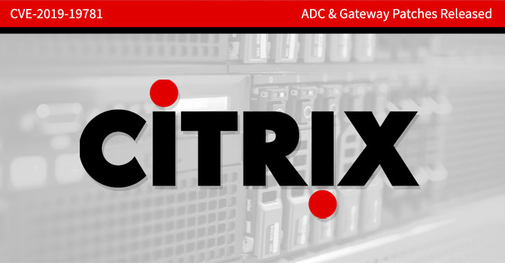Citrix Releases Patches for Critical ADC Vulnerability Under Active Attack