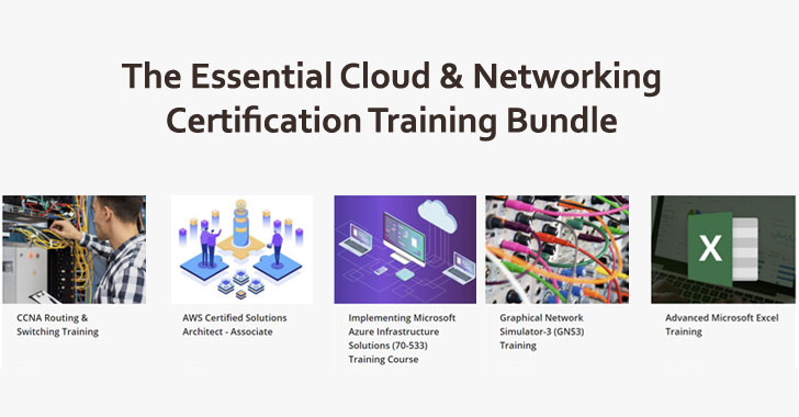 Deal: Cloud And Networking Certification Training ~ Get 97% OFF