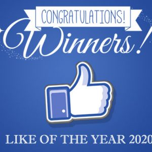 Scam Alert: You've Been Selected for 'Like of the Year 2020' Cash Prizes