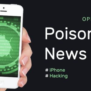 Hackers Used Local News Sites to Install Spyware On iPhones