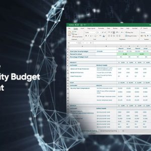 Use This Ultimate Template to Plan and Monitor Your Cybersecurity Budgets