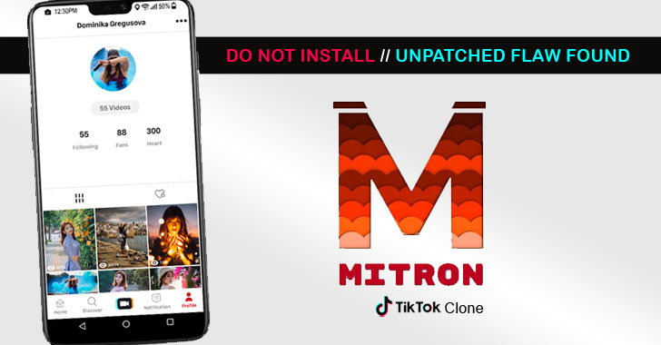 Exclusive – Any Mitron (Viral TikTok Clone) Profile Can Be Hacked in Seconds