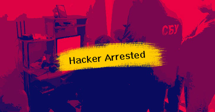 hacker arrested