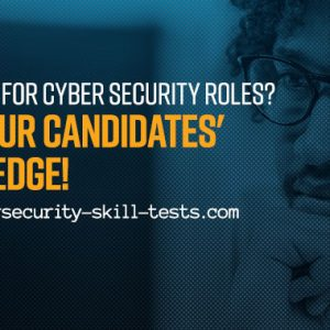 New Skill Testing Platform For 6 Most In-Demand Cybersecurity Jobs