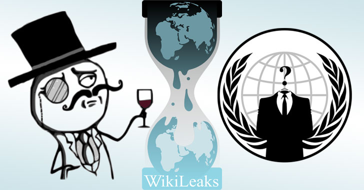 WikiLeaks Founder Charged With Conspiring With LulzSec & Anonymous Hackers