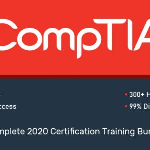 CompTIA Certification Prep Courses – Get Lifetime Access @ 99% Discount