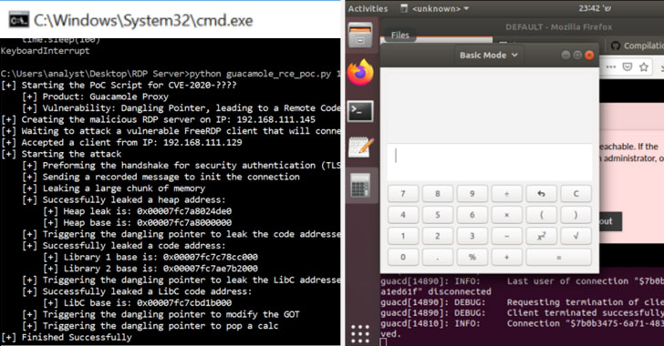 Critical Apache Guacamole Flaws Put Remote Desktops at Risk of Hacking