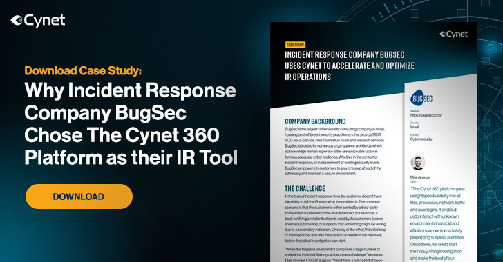 Case Study: How Incident Response Companies Choose IR Tools