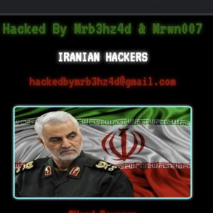 2 Hackers Charged for Defacing Sites after U.S. Airstrike Killed Iranian General