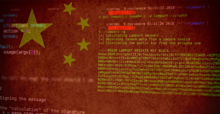 Chinese APT Group Targets Media, Finance, and Electronics Sectors
