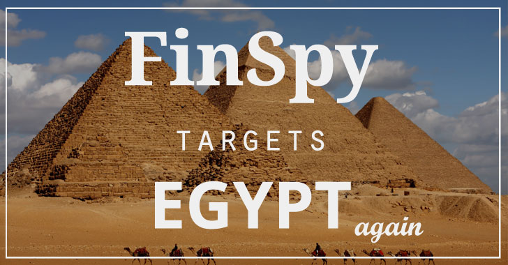 FinSpy Spyware for Mac and Linux OS Targets Egyptian Organisations