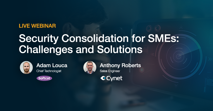 Live Webinar: Reducing Complexity by Increasing Consolidation for SMEs