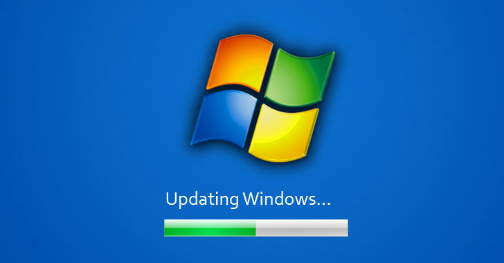 Microsoft Releases Windows Security Updates For Critical Flaws