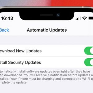 Apple May Start Delivering Security Patches Separately From Other OS Updates