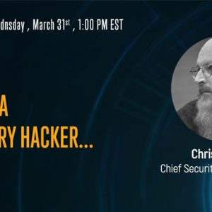 [Webinar] Oy Vey, We Hired a Large, Hairy Hacker…