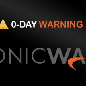 3 Zero-Day Exploits Hit SonicWall Enterprise Email Security Appliances